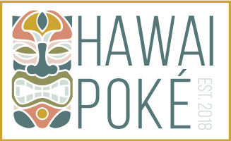 Hawai Poké Bar Logo